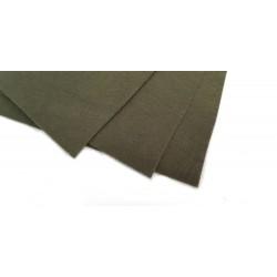 Filc arkusz 30x20cm grubość 1mm - khaki / oliwkowy