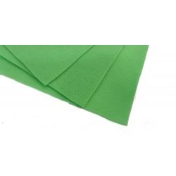 Filc arkusz 30x20cm grubość 1mm - jasno zielony