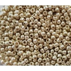 Koraliki TOHO round TR-11-PF558 Permanent Finish-Galvanized Aluminium 10g