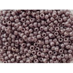 Koraliki TOHO round TR-11-133 Opaque-Lustered Lavender 10g