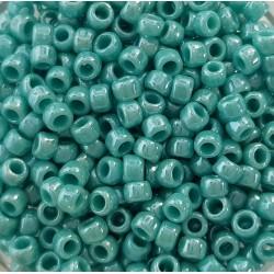 Koraliki TOHO round TR-08-132 Opaque-Lustered Turquoise 10g