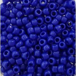 Koraliki TOHO round TR-08-48 Opaque Navy Blue 10g