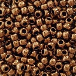 Koraliki TOHO round  TR-08-221 Bronze 10g