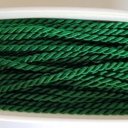 Sznurek skręcany 2mm PEGA - zielony A7801