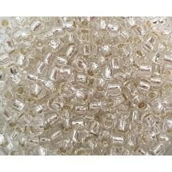 Koraliki TOHO round TR-08-21 Silver-Lined Crystal