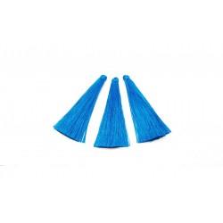 Chwost Chwosty 65mm z wiskozy - niebieski