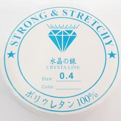 Gumka jubilerska silikonowa średnica 0,4mm szpulka 10m