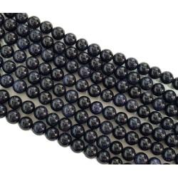 Noc kairu 8mm gładka kulka - sznur
