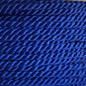 Sznurek skręcany 2mm PEGA - kobaltowy A4704