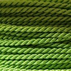 Sznurek skręcany 2mm PEGA - jasno zielony A1834