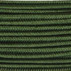 Sznurek sutasz 3mm PEGA - A7803 oliwkowy