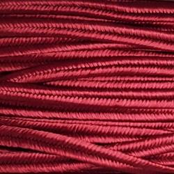 Sznurek sutasz 3mm PEGA - burgund A8552