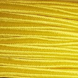 Sznurek sutasz 3mm PEGA - żółty A4201