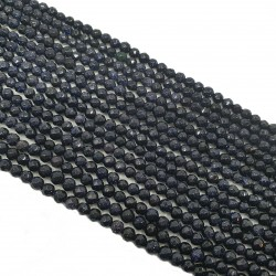 Noc kairu 4mm fasetowana sznur